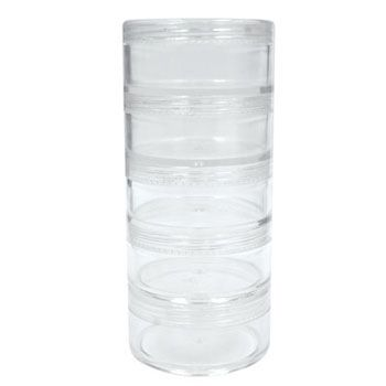Stackable Jar Small