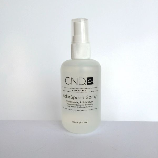 CND Solarspeed Spray_4oz