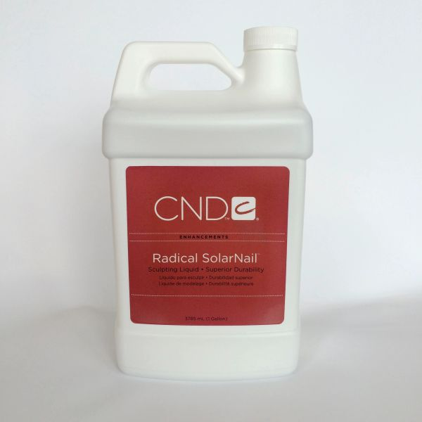CND Radical Solarnail_ Gallon