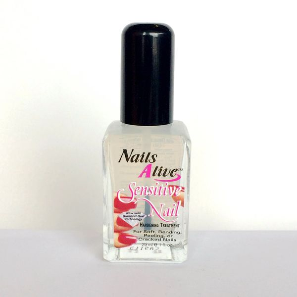 Nails Alive_ Sensitive Nail