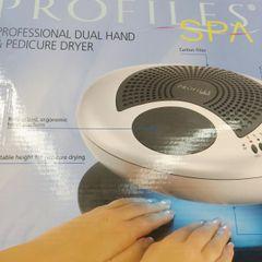 Pro File Dual Hand Dryer W/Fan