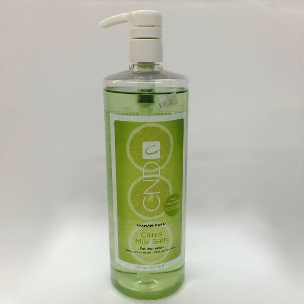 CND Citrus Milk Bath 33floz