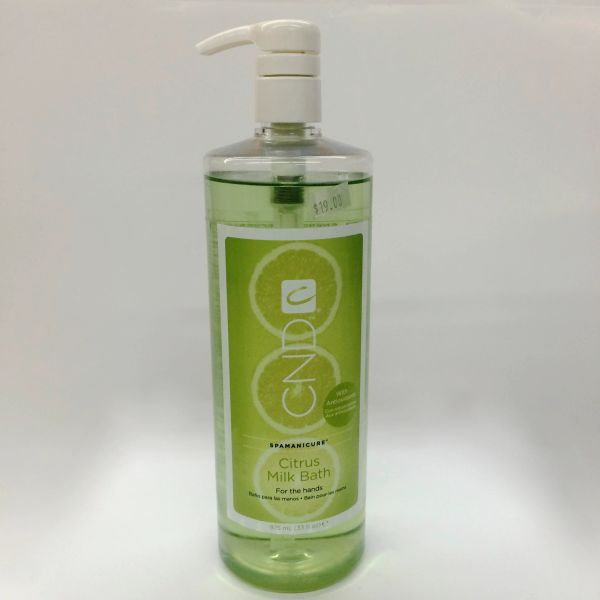 CND Citrus Milk Bath