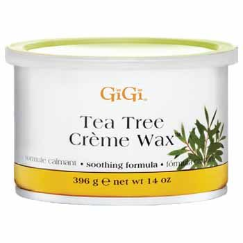 Gigi Tea Tree Creme Wax