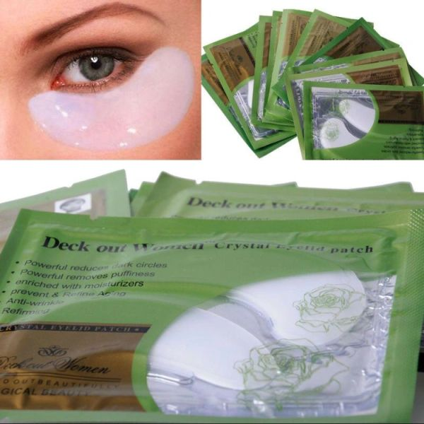 """Deck Out""Anti-Wrinkle, wth Collagen Under Eye Patches"