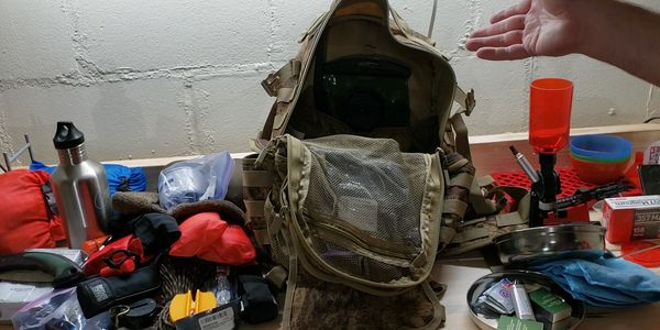 Bug out bags, survival gear, water purification, prepper life lines. Gear is key in SHTF survival.