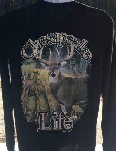 Buck Long Sleeve