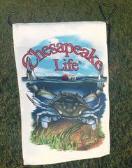 Crab Garden Flag