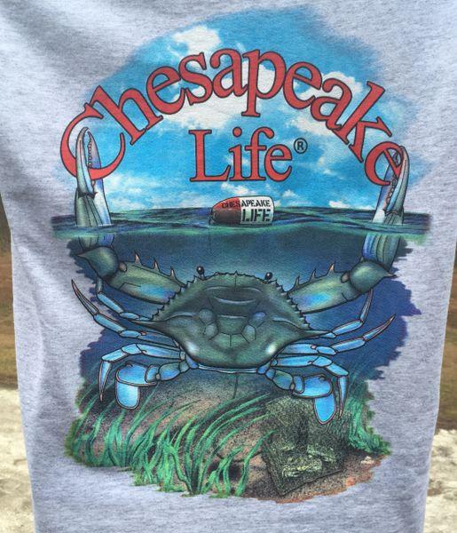 Crab Short Sleeve