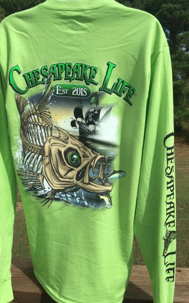 Fishbone Long Sleeve