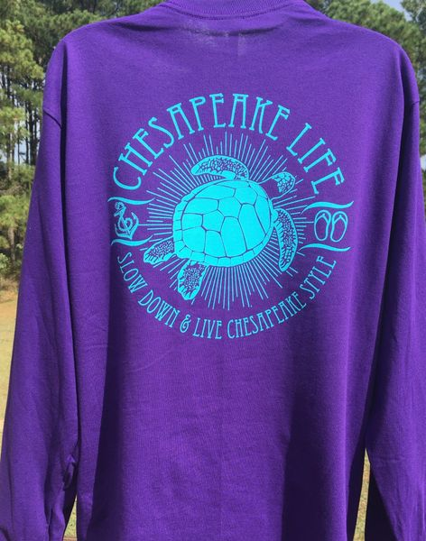 Turtle Long Sleeve