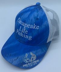 Chesapeake Life Trucker Hat