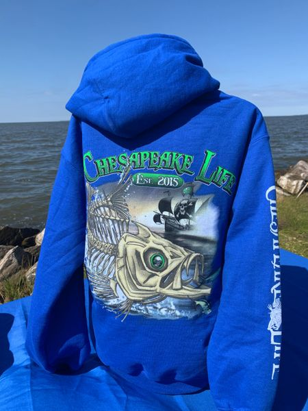 Fishbone Hoodie