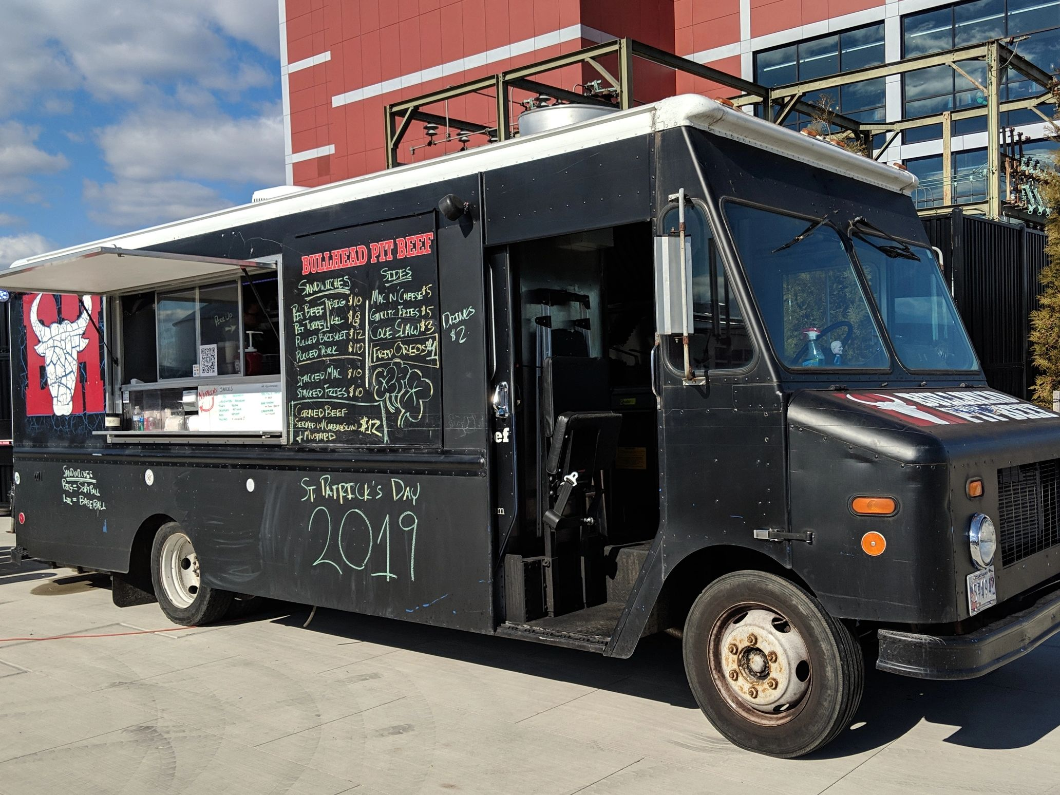 We got our start on our food truck, Bullhead #1. All we know about BBQ, we learned on four wheels.