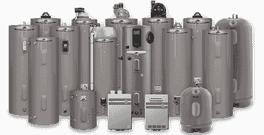 Calgary and Airdrie water heater services: gas and electric hot water tanks, tankless water heaters.