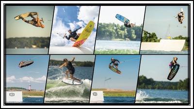 Wakesurf WaterSki Wakeboard