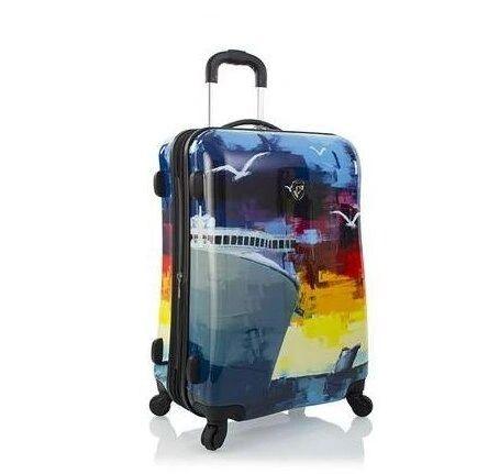 Heys Cruise Fashion 26 Inch Hardside Spinner Luggage