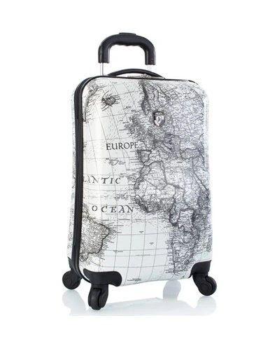 "Heys Classical World 21"" Carry On Hardside Spinner Luggage"