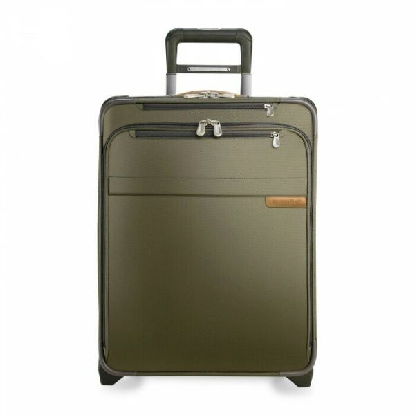 Briggs and Riley Baseline International Carry-On Expandable Wide Body Upright