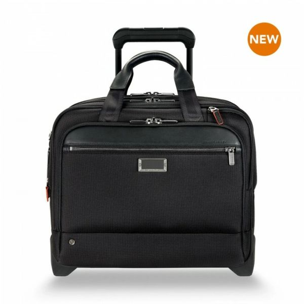 Briggs and Riley @ work Medium 2-Wheel Expandable Brief