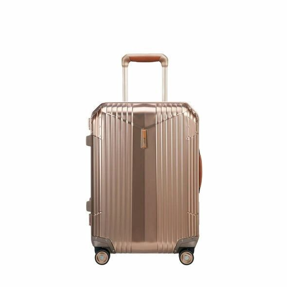 Hartmann 7R Master 55/20 Carry On Aluminum Spinner Luggage