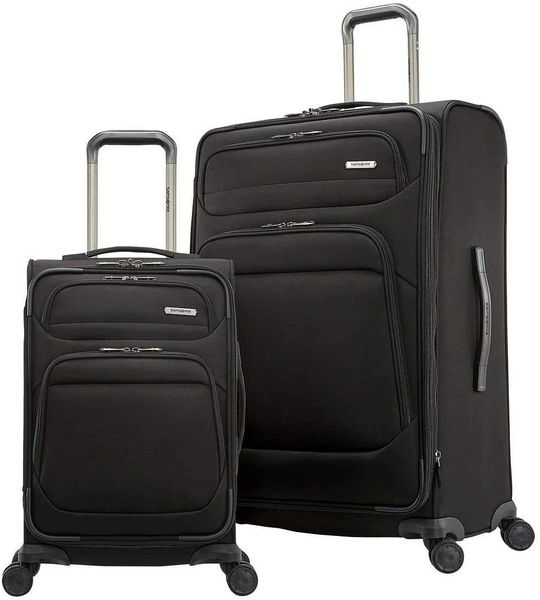 Samsonite Epsilon NXT 2-piece Softside Spinner Luggage Set