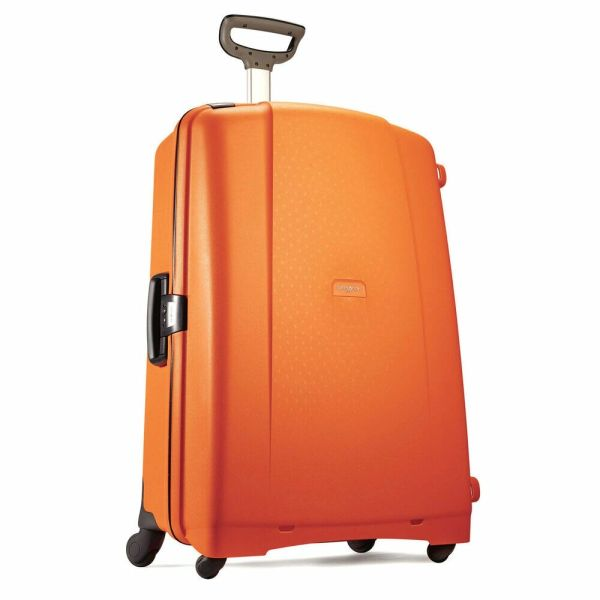 "Samsonite F'lite GT 31"" Hardside No Zipper Spinner Suitcase - Orange"