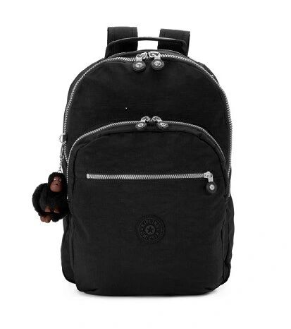 Kipling Seoul Large Backpack With Laptop Protection Black - BP 3020