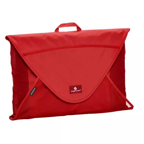 Eagle Creek Pack-It Original Garment Folder Large, Red Fire