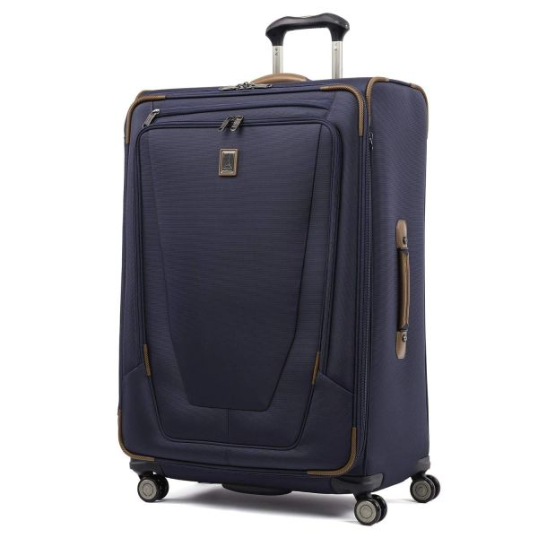 Travelpro Crew 11 Expandable 29 Inch Spinner Suiter Luggage - Patriot Blue