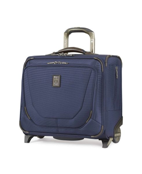Travelpro Crew 11 Rolling Tote - Underseat - Carry On Bag - Navy