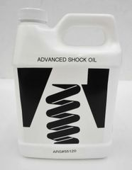 Advanced Racing Suspension QM Shock Oil 1QT
