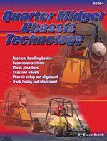 Steve Smith Autosports, Quarter Midget Chassis Book, SSAS294