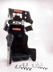 BUTLERBUILT, Sprint Advantage Slideways Seat, Plain or Flat Black
