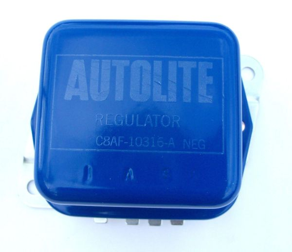 Voltage Regulator 1968-1969 Mustang Shelby 38-42 Amp Alternator C8AF-