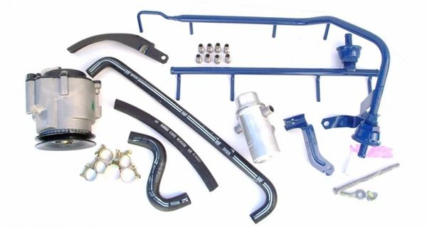 428 Cobra Jet Smog Emissions System