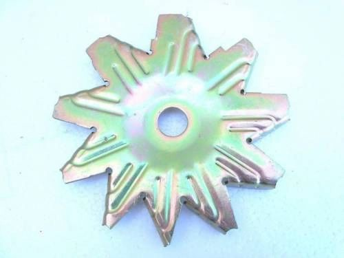 Alternator Fan 10 Blade 1970-1986 Ford Lincoln Mercury - Mustang Cougar Torino