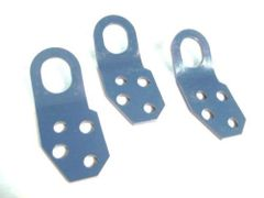 Engine Lift Hooks - 1969-1970 Boss 429 Mustang 3-Piece Concours Set