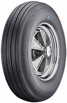 Goodyear Blue Dot HP Power Cushion Tire 1965/1966 Shelby GT 350 775/15