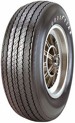 Goodyear E70/15 Speedway 350 Small Letter Tire 1967 Shelby GT 350/500