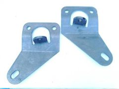Dealer Tie Down Brackets 1967-1973 Mustang Shelby Boss 302 Cobra Jet, ALL