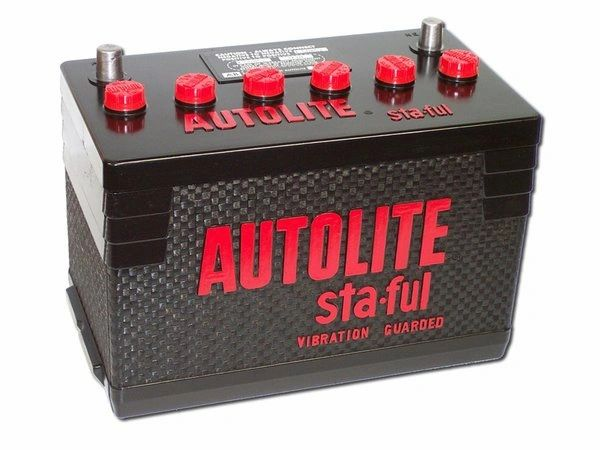 Autolite Group 29 Battery 1969-1970