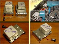 1968 Shelby GT500KR and 1968½ Cobra Jet Mustang Starter Delay