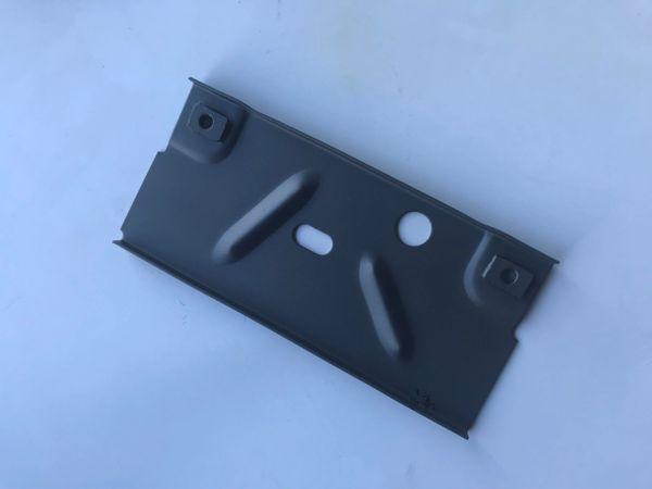 1968 Battery Tray Reinforcement Plate w/ Hardware