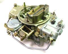 1970 429 SCJ Torino/Cylone Carburetor - D00R-R Holley 4150 - Holley Re-Issue