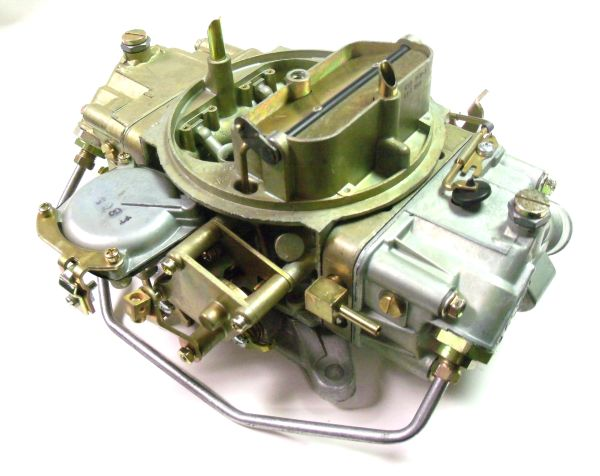 1970 429 SCJ Torino/Cylone Carburetor - D00R-R Holley 4150 - Holley Re-Issue