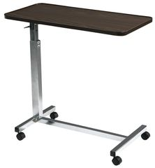 Ridex Adjustable Non-Tilt Overbed Table / Hospital Table