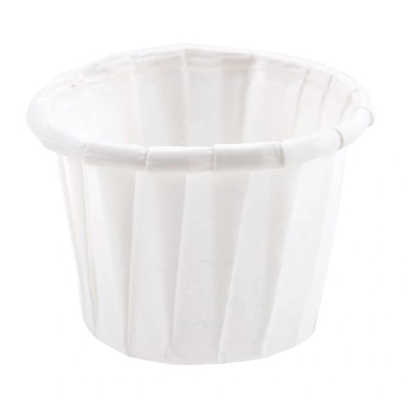 Paper Medicine Cups - 3/4 oz. Box of 250