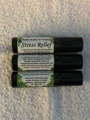 Stress Relief Roller Bottle