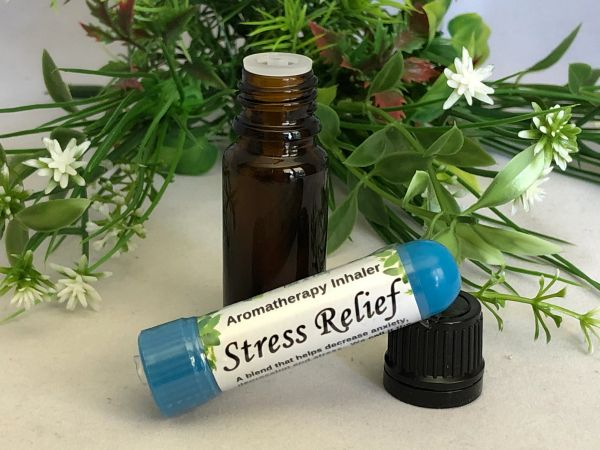 Stress Relief Inhaler